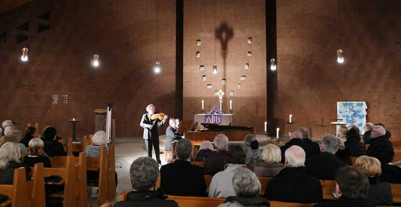 Kammermusik bei Kerzenschein